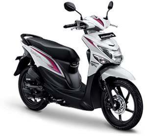 Rental Motor di Indonesia Termurah Tahun Ini