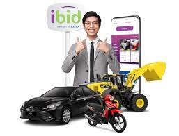 Lelang Online dengan Memanfaatkan Keuntungan di IBID